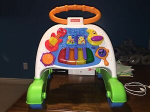 Fisher Price Activity Walker  Cambridge Kitchener Area image 1
