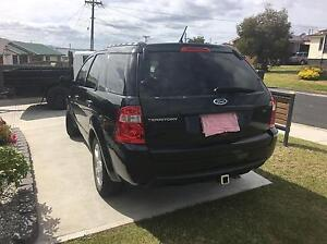 2004 ford territory Chigwell Glenorchy Area Preview