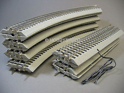 LIONEL FASTRACK 40x60 OVAL train fasttrack track curve straight O Gauge SALE NEW