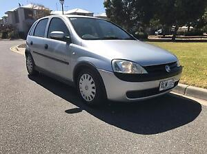 Automatic..Holden Barina 2003 CD 5 door Hatch Icy cold AC!!!Bargain!! Seaford Meadows Morphett Vale Area Preview