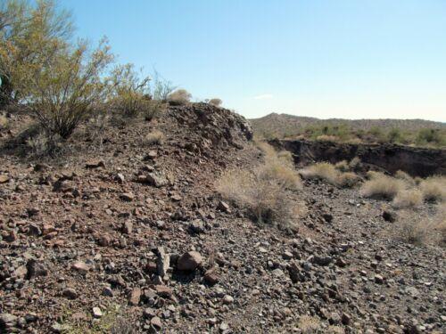 MIDNIGHT GOLD Mine Lode Mining Claim Aguila Arizona Gold Silver Adit Shaft