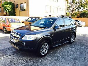 2007 Holden captiva 7 seater luxury sunroof with rego&rwc Dandenong Greater Dandenong Preview