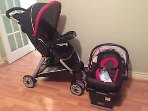 Graco Click Connect Fast Action-Infant Car Seat Brand New