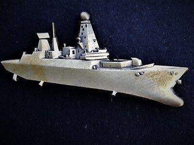 Royal Navy Type (Type 45 Destroyer Royal Navy Lapel Pin V26 )