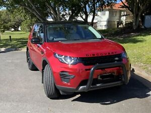2018 Landrover Discovery Sport 177kw $50,000 must sell before Friday