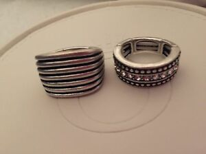Ladies stretch rings