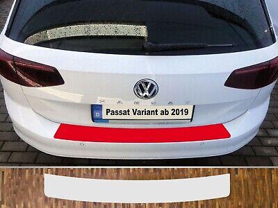 Lackschutzfolie Ladekantenschutz transparent VW Passat B8 Variant ab 2019