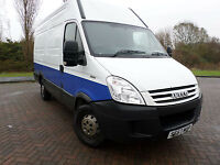 IVECO DAILY 35S12 MWB 2007 57 REG ONE OWNER NO VAT