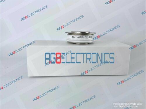 24870-703-01  Thyristor SCR Semiconductor ALLEN BRADLEY Westcode Ixys Powerex IR