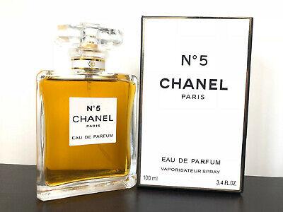 Chanel No. 5 By Chanel 3.4 oz / 100mL Eau de Parfum For Women Brand New & Sealed