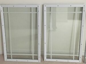 Glass Inserts with mouldings  (22 * 36)
