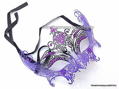 Prom Carnival Costume Masquerade Ball Halloween metal Gossip Girl Serena Mask](Gossip Girl Halloween Costumes)