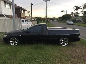 2005 Ford Falcon Ute BA MKII Banyo Brisbane North East Preview