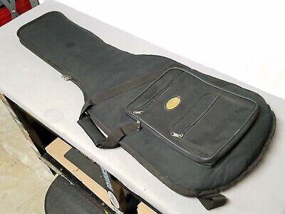 2005 Fender Deluxe Padded GIG BAG Strat Tele Stratocaster Telecaster Guitar Case