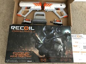 Recoil Multi-Player Starter Set with WiFi Hub - Brand New