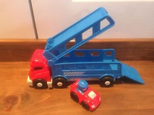 Fisher Price Transport truck.