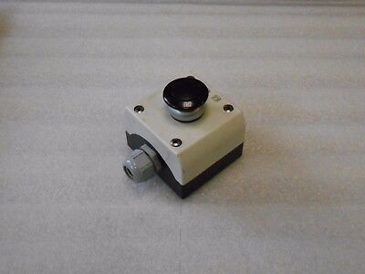 Klockner Moeller  Plastic Push Button Enclosure, PC-GF20, Used, Warranty