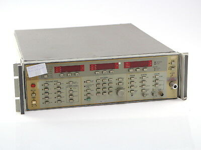 Wiltron 6647b-40 - Sweep Signal Generator - 10mhz To 20ghz