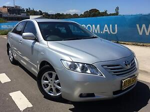 2007 TOYOTA CAMRY ATEVA Sedan Auto 64,000kms Chatswood Willoughby Area Preview