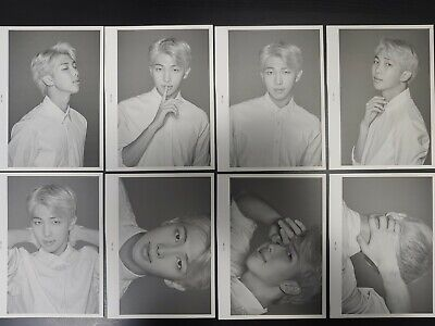 [Official] BTS FACE PHOTO COLLECTION [THE WINGS FINAL TOUR] RM 8pcs