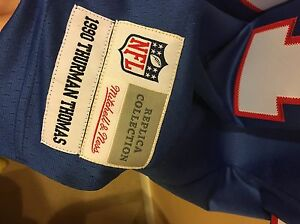Buffalo Bills Thurman Thomas Throwback Jersey Oakville / Halton Region Toronto (GTA) image 3
