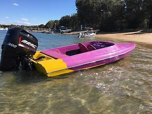 "Adrenaline 19"" 2008 model ski boat bullet labsport force Mona Vale Pittwater Area Preview"