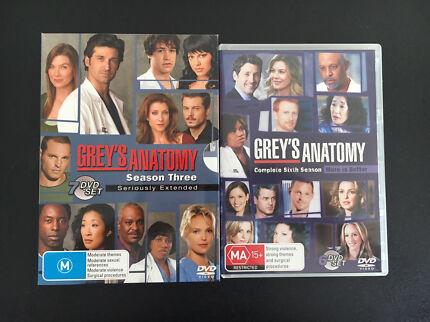 Greys anatomy season 5 | Other TV & DVD Players | Gumtree Australia ...