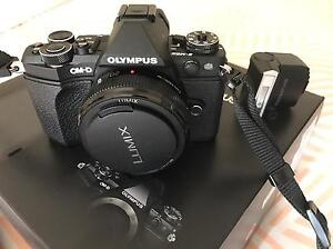 Olympus OM-D5 Mark II with Panasonic 20mm f1.7 II lens Casula Liverpool Area Preview