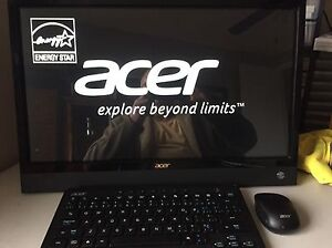 """Acer android 21.5"""""""