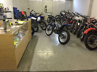 TOR ltd TRIALS BIKES GAS GAS BETA SHERCO SCORPA ETC BIG SELECTION
