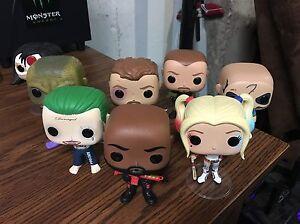 Suicide Squad Loose Pops for sale