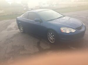 acura rsx type s 6speed sell or trade