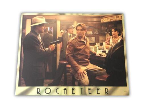 """Rocketeer"" Original 11x14 Authentic Lobby Card Poster Photo 1991 Disney 1"