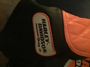 Harley Davidson leather and vintage  jackets Strathcona County Edmonton Area image 2