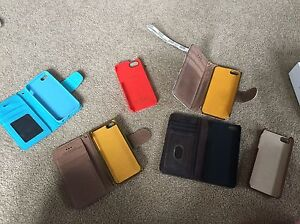 IPhone 5s 32gb used with great condition and 6 nice cases Oakville / Halton Region Toronto (GTA) image 3