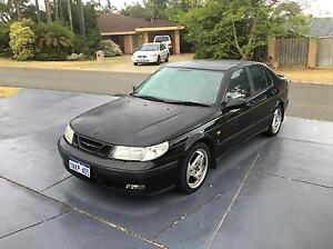 1999 Saab 9-5 Currambine Joondalup Area Preview