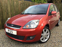 "2007/57 FORD FIESTA 1.25cc 16V 5DR ZETEC CLIMATE ""ONLY 27K"" SORRY SOLD"