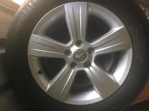 17inch wheels Bolwarra Maitland Area Preview