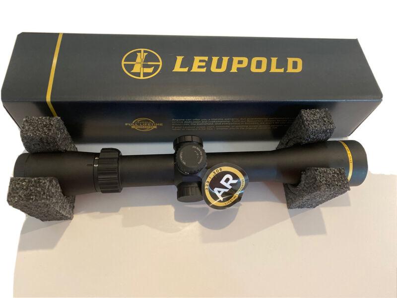 Leupold VX Freedom AR 3x9x40 illum. Firedot Tri-Mil