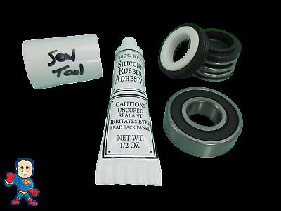 1 Front Bearing & Seal Pump Parts Kit Fits Most Vico Sta-Rit