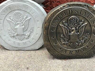 Mold For Army Concrete Standing Rock  Concrete Mold  Military  Us Army