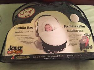 Jolly Jumper Cuddle Bag