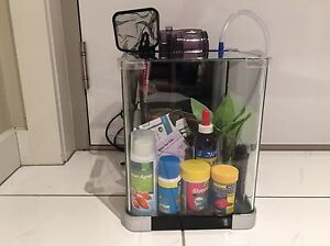 Betta fish tank and accessories Perth Northern Midlands Preview