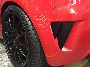 Corsa vxr bumper vent wrap stickers Front and rear complete set Sticker