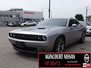 2015 Dodge Challenger R/T |375 HP|MANUAL|NAVI|BLIND SPOT|RED...