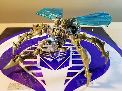 TRANSFORMERS INSECTICON 2010 HUNT FOR THE DECEPTICONS SCOUT CLASS