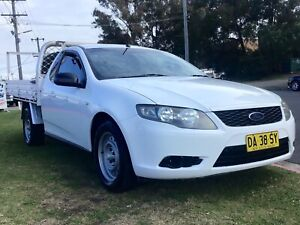 2011 Ford Falcon FG 4.0 Auto Table Top Ute Top Condition Warranty Leumeah Campbelltown Area Preview