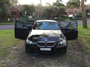 BMW 320i 2008 Neutral Bay North Sydney Area Preview