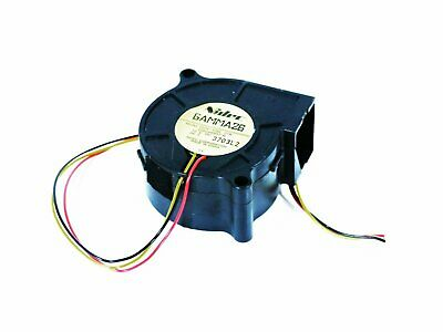 Genuine Nidec Gamma26 D05F-12BL 3-Pin Projector Fan 12V 0.6A for Epson S1