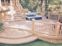 Wood decks and much more